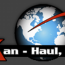 Kan-Haul, Food Transport Logo