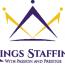 Kings Staffing LLC Logo