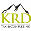 KRD Tax and Consulting & Cloud Accounting Logo