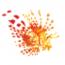 Lionfish Advertising Logo