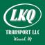 LKQ Transport Logo
