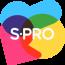 S-PRO logo