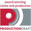 Production Craft Digital Video Logo