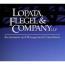 Lopata, Flegel & Company LLP Logo