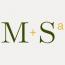Mills + Schnoering Architects, LLC Logo