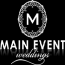 Main Event Weddings Logo