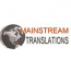 MainStream Translations Dublin Ireland Logo