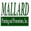 Mallard Printing & Promotions Logo