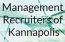 Management Recruiter of Kannapolis Logo
