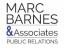 Marc Barnes & Associates Public Relations Logo