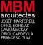 MBM arquitectes Logo