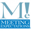 Meeting Expectations Logo