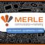Merle communication marketing logo