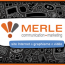 Merle communication marketing Logo