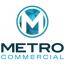 Metro Commercial Real Estate Logo