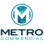 Metro Commercial Real Estate Logo
