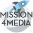 Mission 4 Media Logo