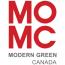 Modern Green Canada Logo