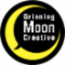 Grinning Moon Creative Logo