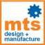 MTS Design + Manufacture Logo