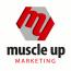 Muscle Up Marketing Logo