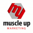 Muscle Up Marketing Logo