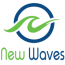 New Waves logo