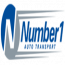 Number 1 Auto Transport Logo