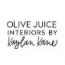 Olive Juice Interior Design Logo
