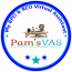 Pam's VAS logo