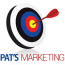 Pat's Marketing Logo
