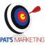 Pat's Marketing Logo