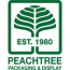 Peachtree Packaging and Display Logo