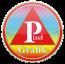 Pixel Grafik Logo