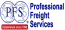 Professional Freight Services Baggage Agents logo