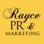 Rayce PR and Marketing logo.