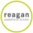 Reagan Marketing + Design logo