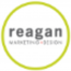 Reagan Marketing + Design Logo