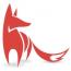Rebel Fox Farm Advertising Logo