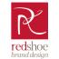 Red Shoe Brand Design logo