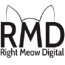 Right Meow Digital Logo