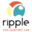 Ripple Animation Logo