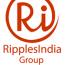 RipplesIndia Group Logo