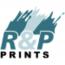 R&P Prints Logo