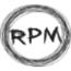 RPM Productions Inc. Logo