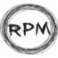 RPM Productions Inc. Logo