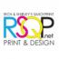 RSQP Print & Design Logo