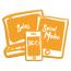 Sales, SEO and Social Media Logo