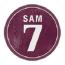 SAM7 Design Studios logo