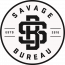The Savage Bureau Logo